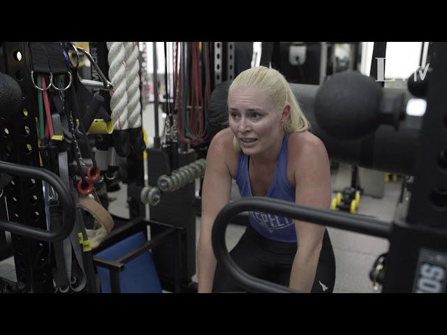 Lindsey Vonn Gets Worked by Celeb Trainer Gunnar Peterson