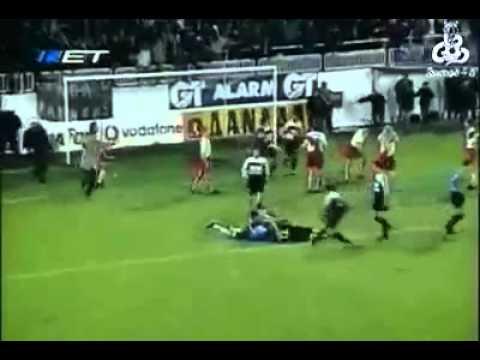 Arjan Beqaj ,Gol ne minuten e 92'