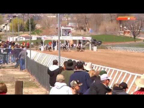 Young Gunz Chariot Racing Worlds #2