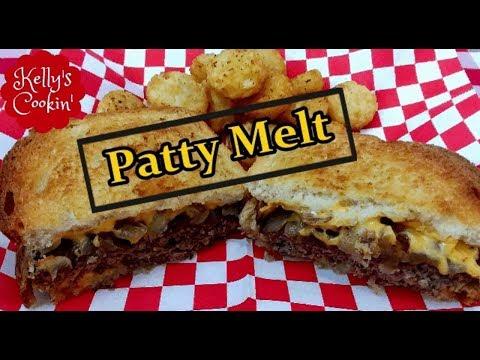 Patty Melt Recipe | Air Fryer Burger | Cook's Essentials