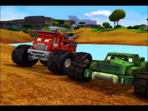 Bigfoot Presents: Meteor And The Mighty Monster Trucks - Episode 09 -