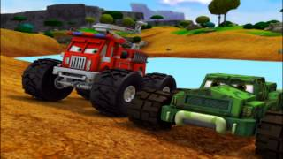 Bigfoot Presents: Meteor and the Mighty Monster Trucks - Episode 09 - \