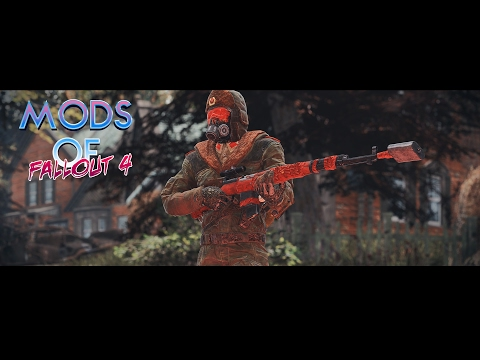 Mods of Fallout 4 - SVT-40 by asXas