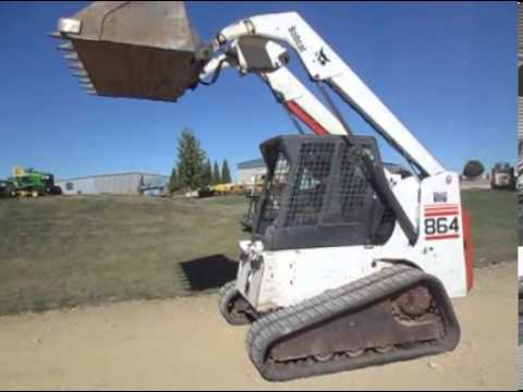 Bobcat 864 For Sale