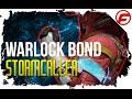 Destiny STORMCALLER BOND EXOTIC Collectors Edition Warlock Bond The Taken King