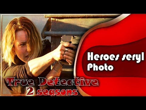 True Detective 2 Season Heroes seryl Photo