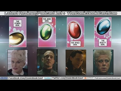 Marvel Cinematic Universe INFINITY GEMS Breakdown - Avengers INFINITY WAR