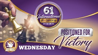 Wednesday Evening - Bethel United Church 61st International Holy Convocation 2018