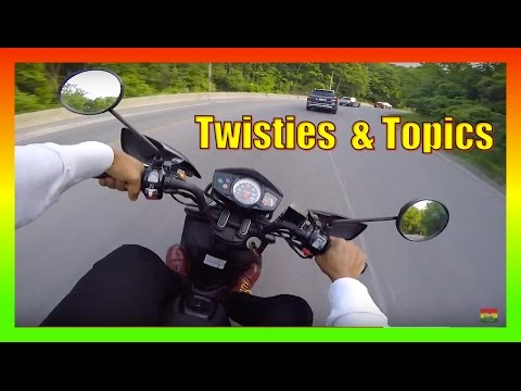 Repeat Wife's New Yamaha Zuma 125: First Ride/Impressions by
