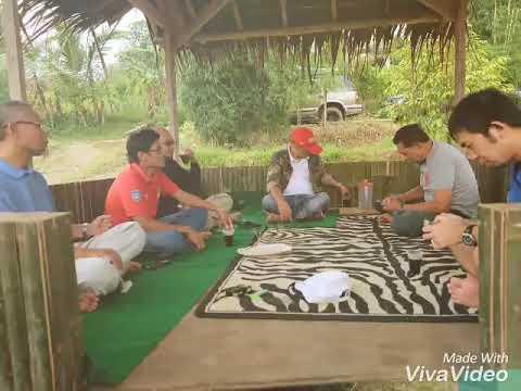 Kopdar BanGor Ngariung Nenda at Saung Om Mumu Ciomas