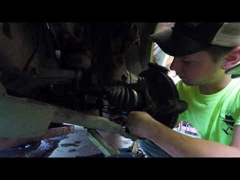 Buick LeSabre trans hard shift fix