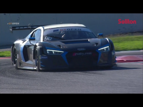 International GTOpen 2017 ROUND 7 SPAIN - Barcelona Race 2 ENGLISH