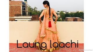 Baixar Laung laachi Dance video by kanishka talent hub Mannat noor