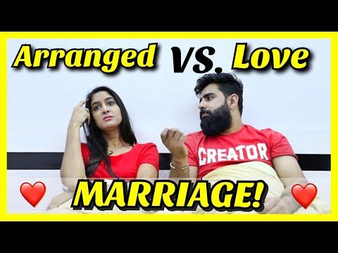Arranged Marriage VS. Love Marriage | Rickshawali | feat. Rishabh Rishhsome