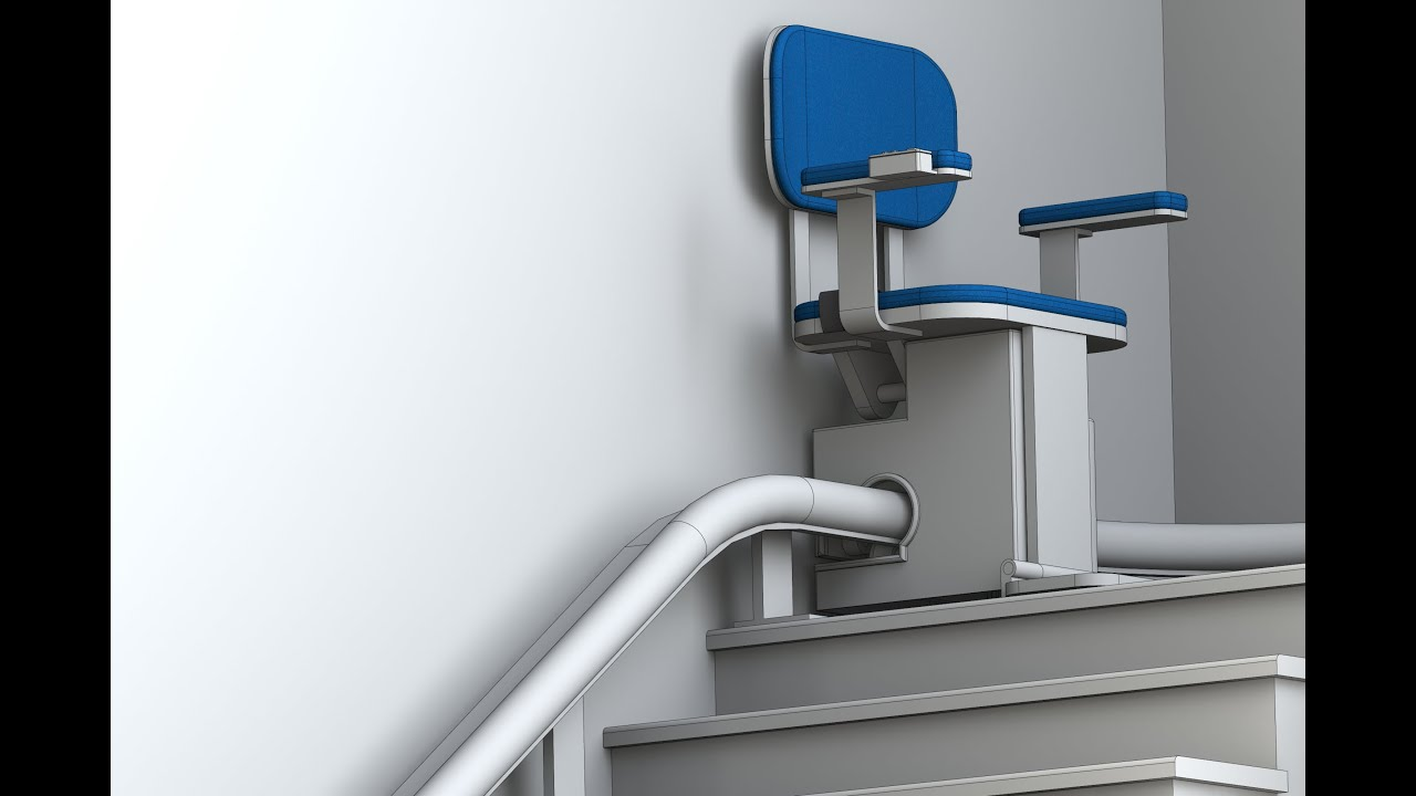 Stair Chair Lift Installation Cost