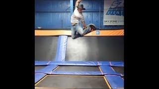 NorthShore Pro-Bounceboard Trampoline Skills and Training Board