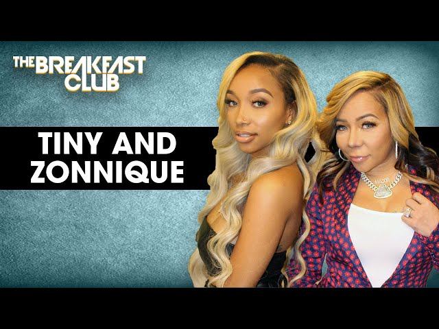 Tiny and Zonnique On Connecting With Millennials and Gen Z For New Talk Show \'The Mix\'
