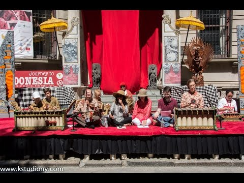 Indonesian 1st Street Festival in New York City