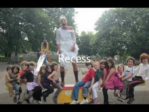 Recess...featuring Gary Riley