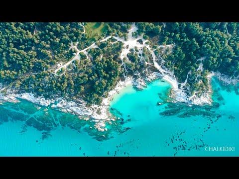 Chalkidiki Kavourotrypes (Orange Beach)