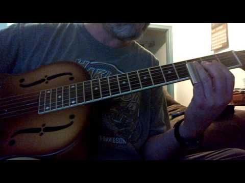 easy slide guitar lesson youtube. Black Bedroom Furniture Sets. Home Design Ideas