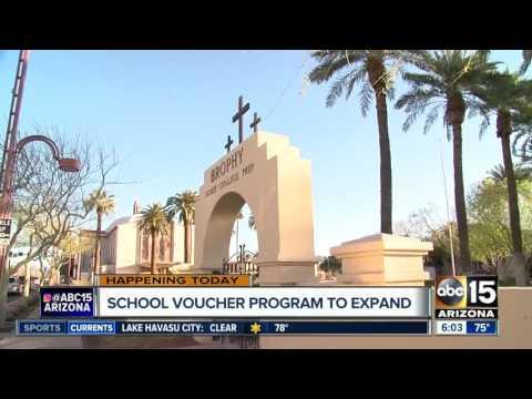Arizona groups speak out on federal school voucher program proposal