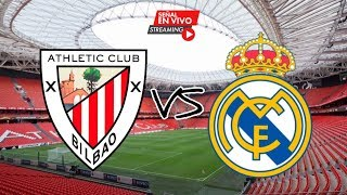 EN VIVO: Athletic de Bilbao vs Real Madrid - 05/07/20 - Liga España