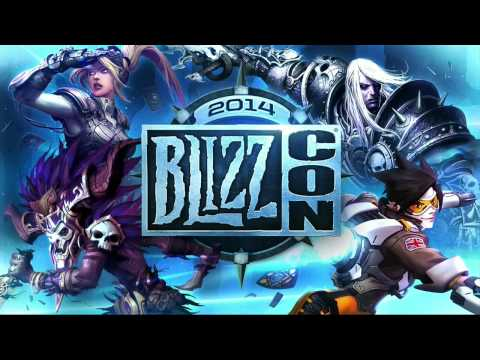 Heroes of the Storm Exhibition Day 1 - BlizzCon 2014
