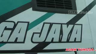 Armada Pertama AGAM TUNGGA JAYA/ Sudiro Tungga Jaya Group  pakai Chassis Mercedes Benz...