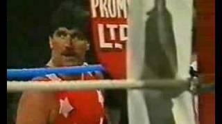 Dave Taylor & Ironfist vs Rollerball Rocco & Kendo Nagasaki