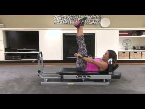 Pilates Body Toner Enjoy working out in the comfort of home!