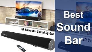 Top 15 Best SoundBars 2018