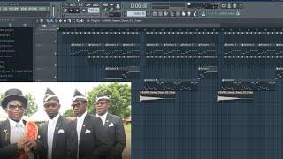 How to make Astronomia/coffin dance(FL Studio Deconstruction & Tutorial) FL Studio Music Production