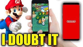 RUMOR: Nintendo To Release A Mobile Phone thumbnail