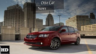 HOT NEWS  !!!!  2018 Dodge Grand Caravan Engine Overview