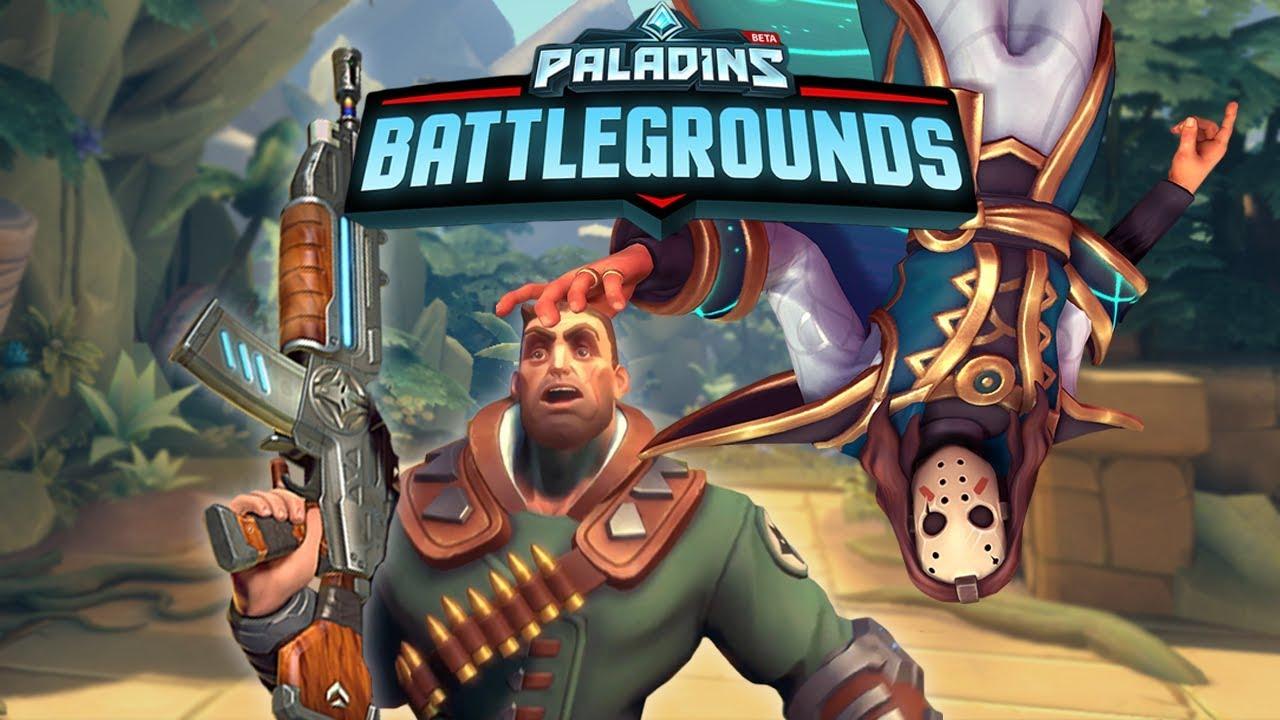 how to get paladins battlegrounds