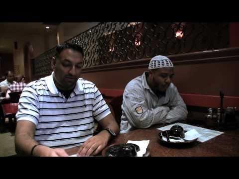 Mas' Chinese Islamic Restaurant, Anaheim, CA (w/ Napoleon from 2Pac's Outlawz) - Sameer's Eats