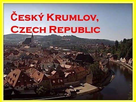Travel - Český Krumlov, Czech Republic