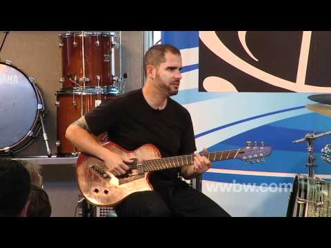 Guitar Technique | Charlie Hunter Clinic