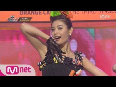 [STAR ZOOM IN] Orange Caramel - Catallena(Legendary Super Catchy Song Top5) 151012 EP.36