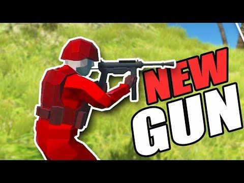 NEW SECRET GUN in Ravenfield! (Ravenfield Early Access 3