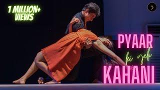 Pyaar ki ye kahani, Duet Dance at BITS Pilnai, Pilani Campus