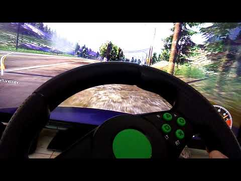 Need For Speed With Kabalo Steering Wheel