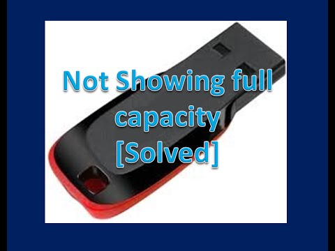 How To Fix Usb Flash Drive Not Showing Up In Windows  
