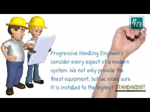PHI // Packaging University // Zig-Zag Conveyor