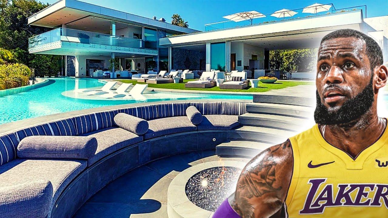 Download Inside Lebron James's New $52 Million LA Mansion