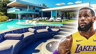 Inside Lebron James's New $52 Million LA Mansion