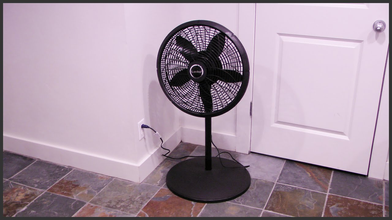 Atlantic Breeze Pedestal Fan : Assembling a pedestal fan youtube
