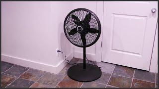 Assembling a Pedestal Fan