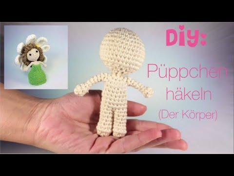 Diy Püppchen Häkeln Schnell Gemacht Youtube